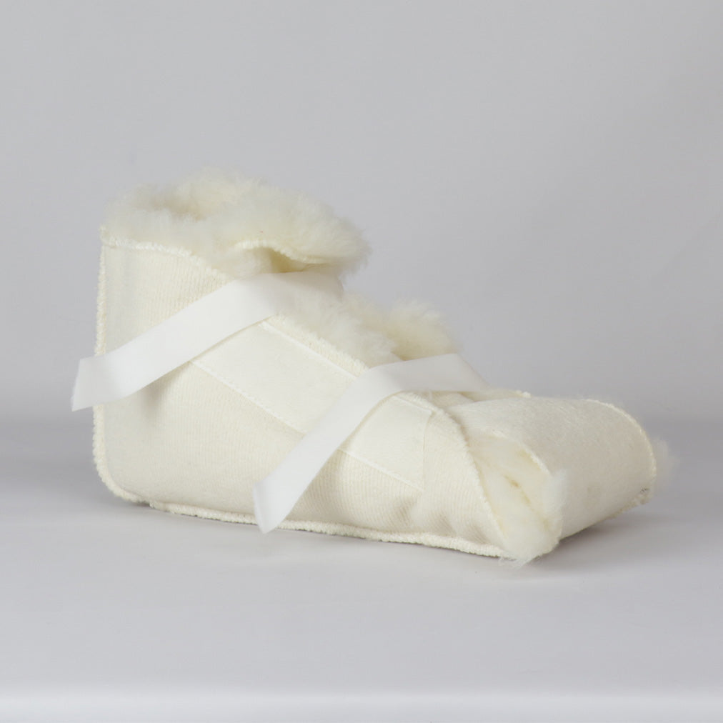Sheepskin Wool Closed Foot Protector for men and women