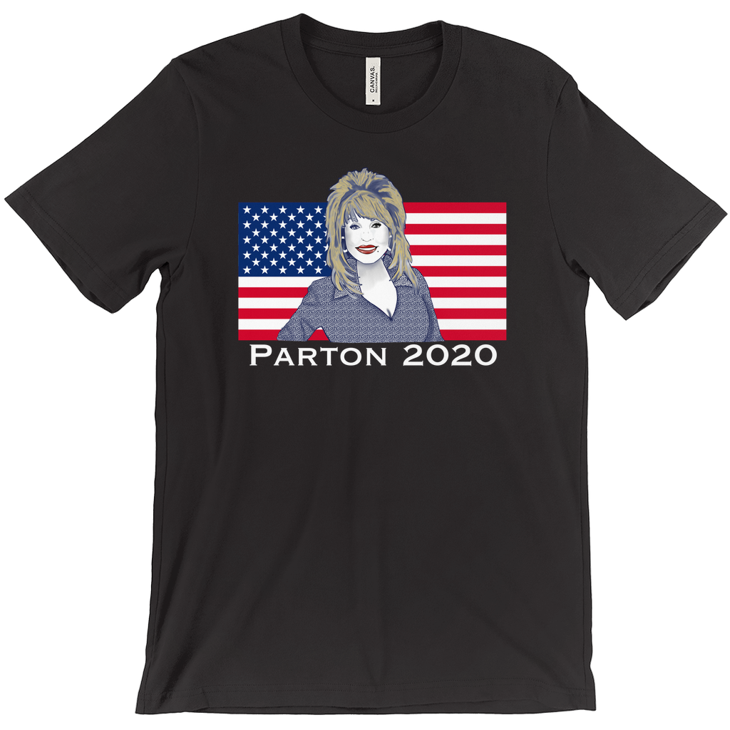 Parton for pres T-Shirts
