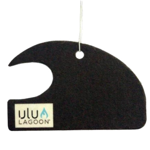 Black Mini Wave Ulu Lagoon Air Freshener