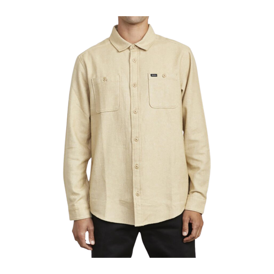 Harvest Flannel Long sleeve RVCA