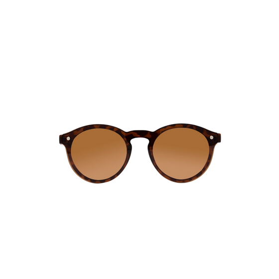 "Ride Nature ""Rincon"" Brown Sunglasses"