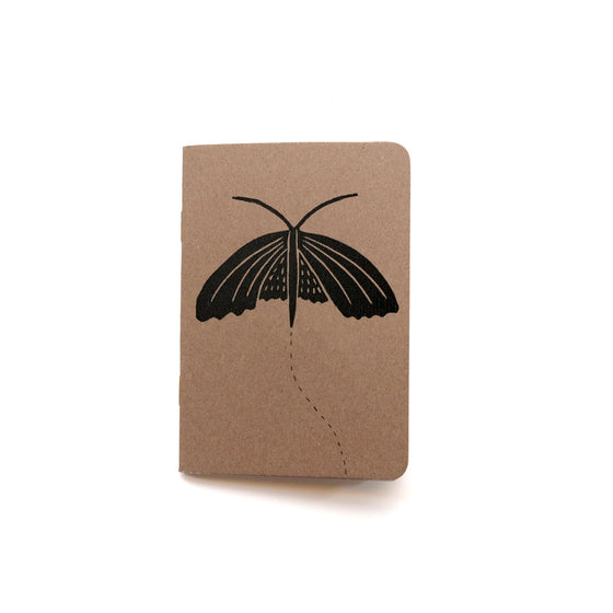 Moth Block Notebook