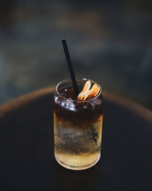 Citron Cold Brew Tonic