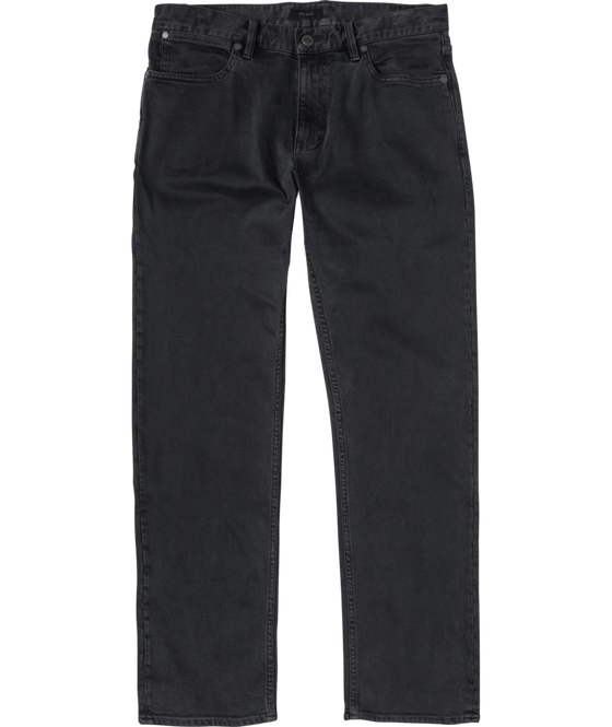 Weekend Denim Pant Black RVCA
