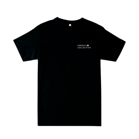 The Pursuit Collective Logo Tee