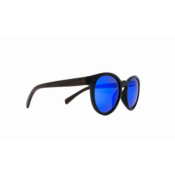 "Ride Nature ""Casablanca"" Blue Sunglasses"