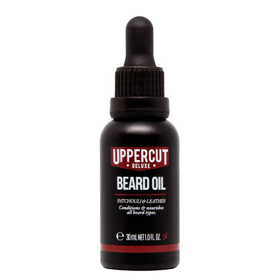 Uppercut Beard Oil