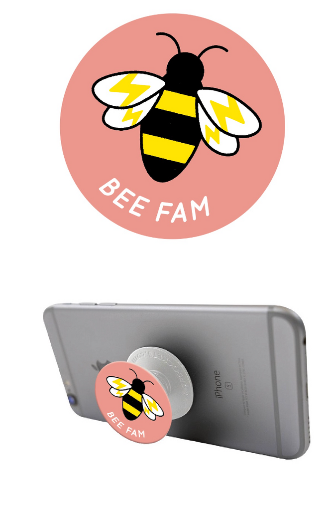 Bee Fam Popsocket