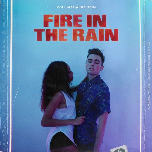 fire in the rain cover
