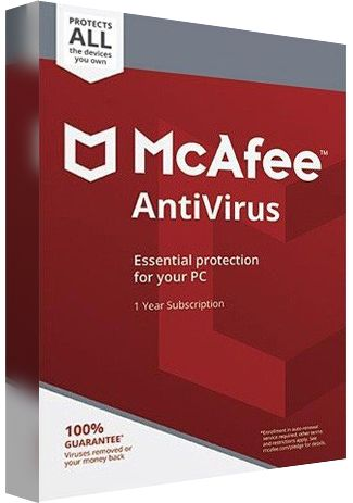 McAfee AntiVirus Unlimited