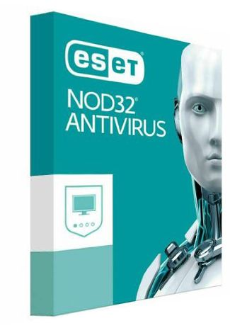 Eset Nod32 Antivirus Security - 3 PCs - 3 Years