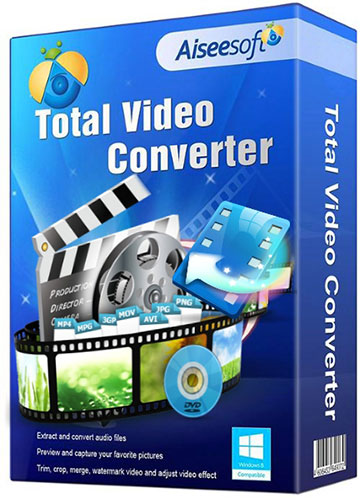 Aiseesoft Total Video Converter 9.2.50