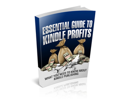eBook – Essential Guide to Kindle Profits
