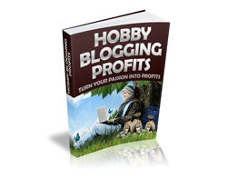 eBook – Hobby Blogging Profits