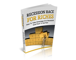 eBook – Recession Race for Riches