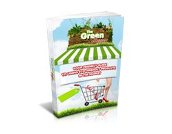 eBook – The Green Shopper