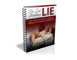 eBook – The List Building Lie