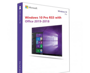 Windows 10 Pro RS5 with Office 2019 October 2018