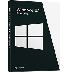 Windows 8.1 Enterprise August 2018 Updated ISO