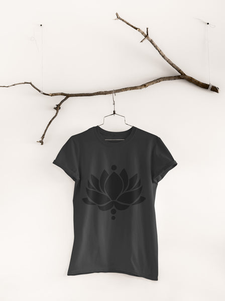 Lotus Flower - Unisex Crew Neck Tee