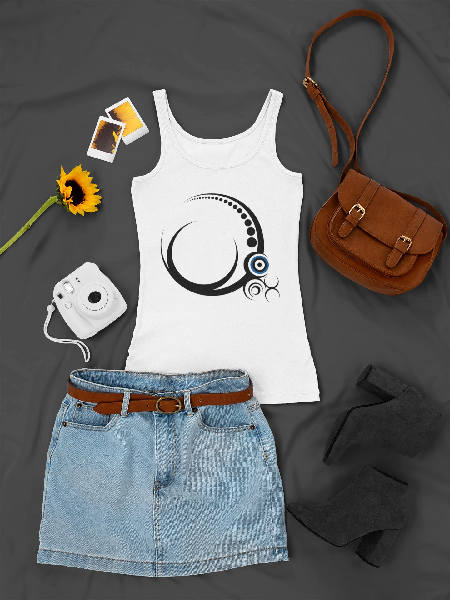 The Dark Moon 2 - Ladies Tank Top