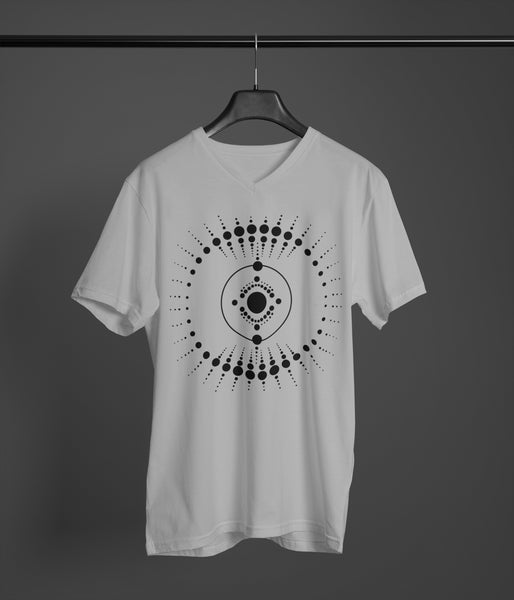 Destiny's Compass 3 - Men's V-Neck Tee