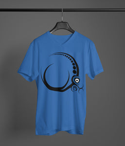 The Dark Moon 2 - Men's V-Neck Tee