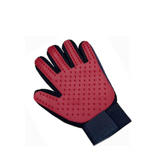 pet grooming gloves for horses