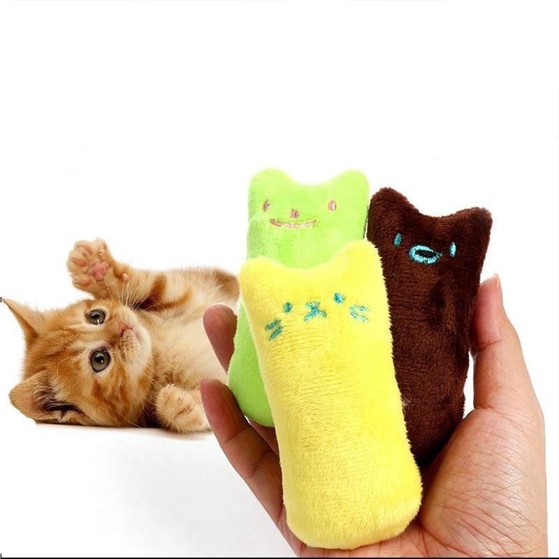 Plush Catnip Toys For Cats