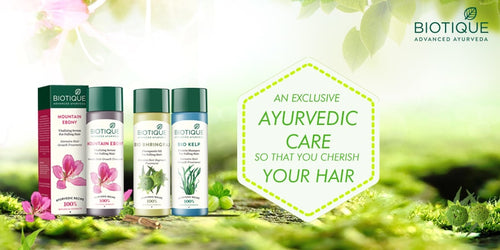 HOW TO STOP HAIR FALL THE NATURAL AND AYURVEDIC WAY!