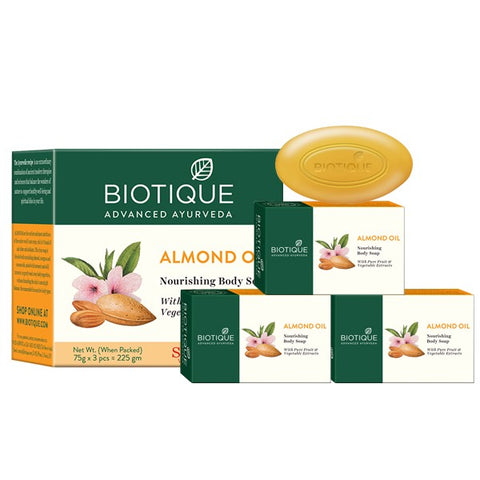 Bio Almond Oil Body Cleanser