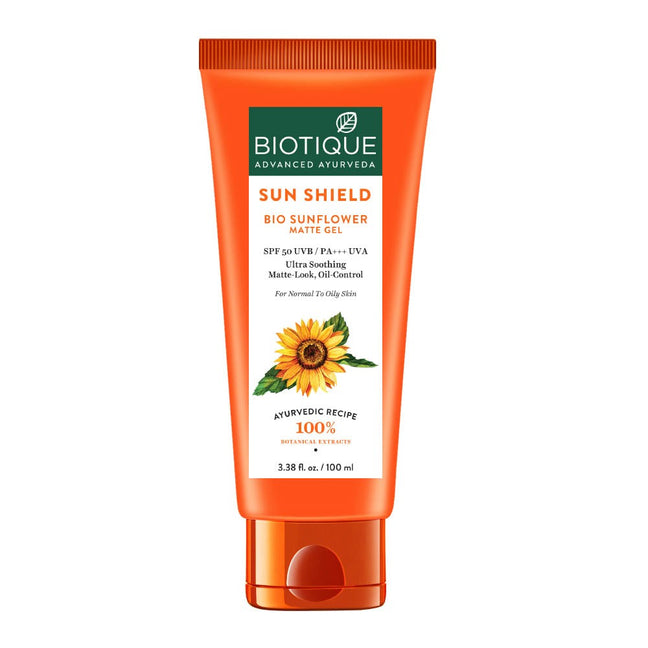BIO SUNFLOWER MATTE GEL