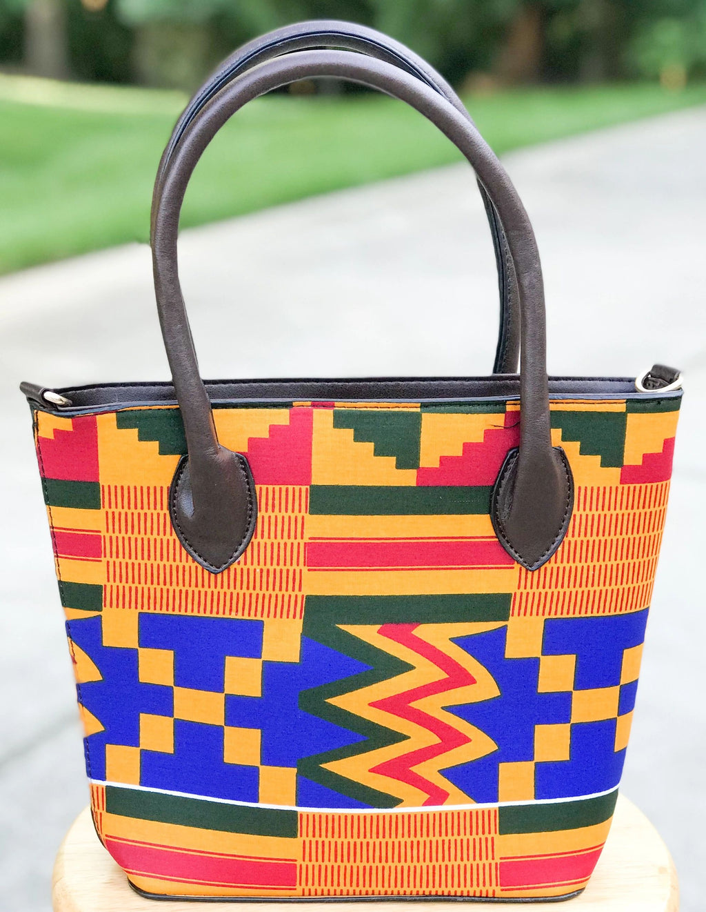 Kente keji Mini Tote