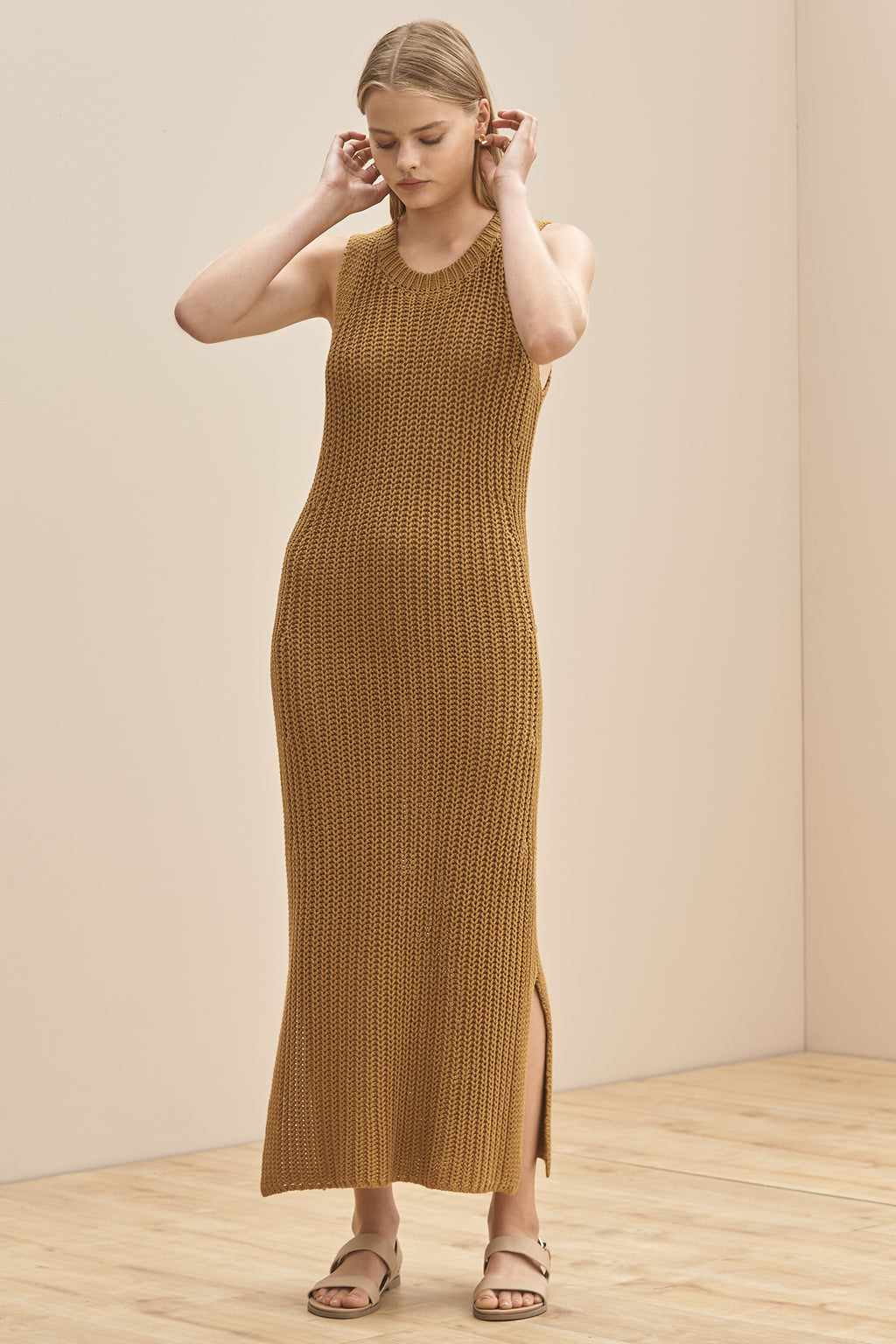 Magrit Knit Dress