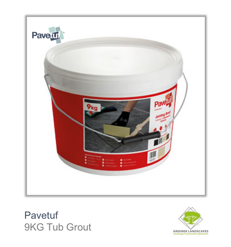 Pavetuf Jointing Grout