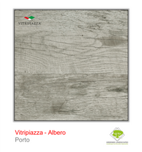 Load image into Gallery viewer, A picture of porcelain paving from the Vitripiazza collection. Pictured is the Albero tile colour option Porto.