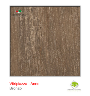 Open image in slideshow, Vitripiazza porcelain paving by Talasey Group in Bronzo