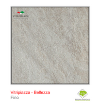 Load image into Gallery viewer, Vitripiazza Bellezza porcelain paving by Talasey in Fino