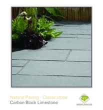 Load image into Gallery viewer, Classicstone Limestone - Carbon Black