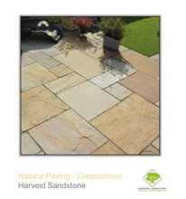 Load image into Gallery viewer, Classicstone Sandstone - Harvest