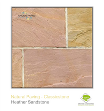 Load image into Gallery viewer, Classicstone Sandstone - Heather
