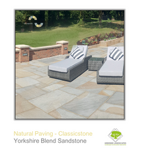 Load image into Gallery viewer, Classicstone Sandstone - Yorkshire Blend