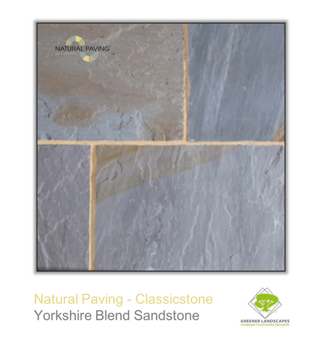 Classicstone Sandstone - Yorkshire Blend