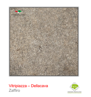 Open image in slideshow, Vitripiazza Dellacava Porcelain Paving in Zaffiro
