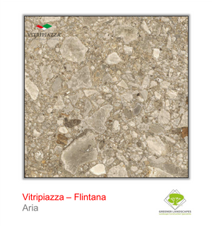 Open image in slideshow, Vitirpiazza Flintana porcelain paving in Aria