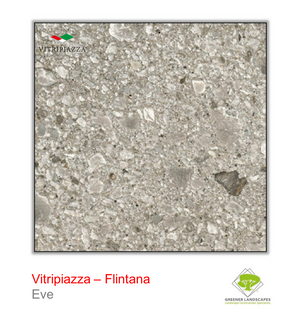 Open image in slideshow, Vitirpiazza Flintana porcelain paving in Eve.