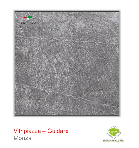 Vitripiazza guidare porcelain driveway tile in Monza by talasey group