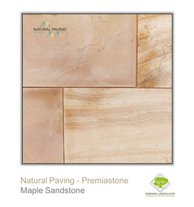 Premiastone Sandstone - Maple