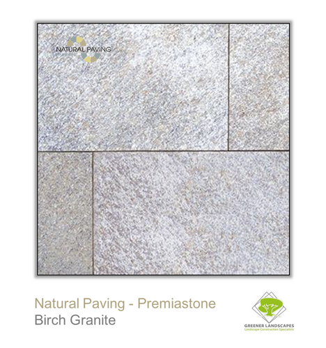 Premiastone Granite - Birch