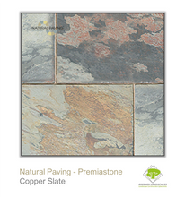 Load image into Gallery viewer, Premiastone Slate - Copper